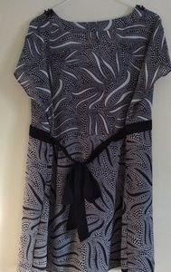 Lane Bryant Tops - 🌞Lane Bryant Plus Size Embellished Top with Tie